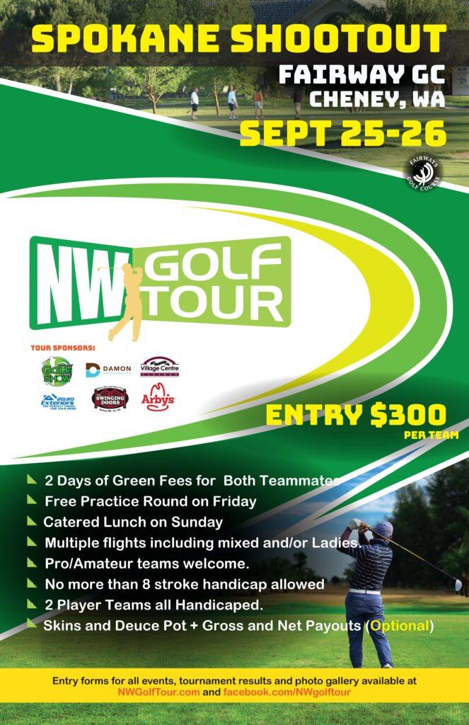 Spokane Shootout at the Fairways @ The Fairways Golf Course | Cheney | Washington | United States